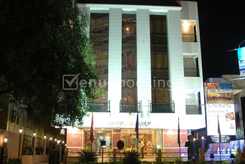 Vt Paradise Eshwari Hall Sampangirama Nagar Bangalore