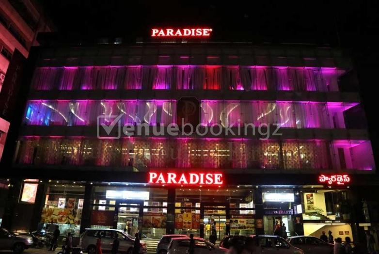 Paradise Restaurant Begumpet